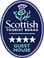 Scottish tourist Board 4 Star Guesthouse